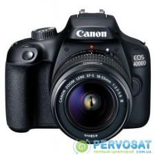 Цифровой фотоаппарат Canon EOS 4000D 18-55 DC III kit (3011C004)