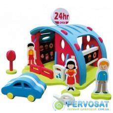 Развивающая игрушка Baby Great Кафе путешественника (GB-3DB)