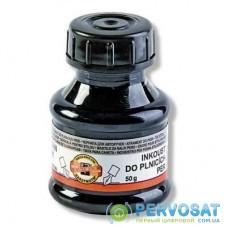 Чернила для перьевых ручек Koh-i-Noor 50 мл., black (14150500000)