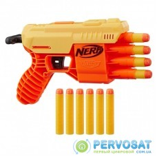 Игрушечное оружие Hasbro NERF Бластер Альфа Страйк Фанг, арт. E6973 (E6973)