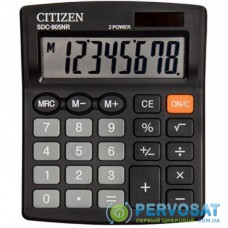 Калькулятор Citizen SDC-805NR