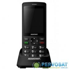 Мобильный телефон Assistant AS-202 Classic Black (873293011813)