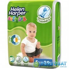 Подгузник Helen Harper SoftDry Junior 15-25 кг 39 шт (5411416060154)