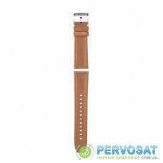 Ремешок для смарт-часов Huawei Brown Leather 22мм к Watch GT 2 (55031983)