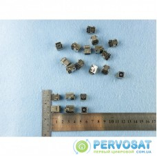 Разъем питания ноутбука для Dell, HP PJ052, PJ344 (7.4mm x 5.0mm + center pin) универсальный (A49010)