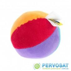 Мягкая игрушка Goki Шарик с погремушкой 6шт. (65042)