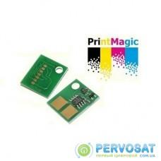 Чип для картриджа HP LJ Pro M176/M177, CF352A [1K] Yellow PrintMagic (CPM-HP176Y)