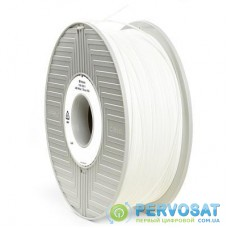 Пластик для 3D-принтера Verbatim ABS 1.75 mm white 1kg (55011)