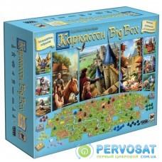 Настольная игра Hobby World Каркассон Big Box (915290)