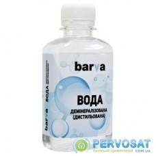 Чистящая жидкость BARVA salt-free water 180 мл (F5-H2O-180)