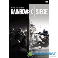 Игра PC Tom Clancy's Rainbow Six: Siege