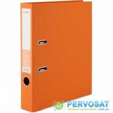 Папка - регистратор Axent Prestige+ А4 5см Арочный оранжевая (1721-12C-A)