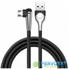 Дата кабель Baseus USB 2.0 AM to Micro 5P 1.0m MVP Mobile Game Black (CAMMVP-E01)