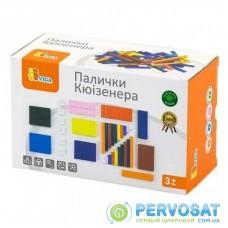 Обучающий набор Viga Toys Палочки Кюизенера (51765)