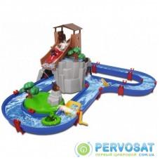 Игровой набор AquaPlay Приключения в горах с горкой и тоннелем 2 фигурки (8700001547)