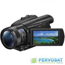 Цифр. відеокамера 4K Flash Sony Handycam FDR-AX700 Black