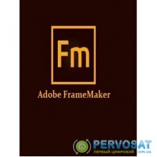 Офисное приложение Adobe FrameMaker 2019 15 Windows English AOO License TLP (65292763AD01A00)