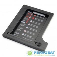 "Фрейм-переходник Maiwo 2,5"" HDD/SSD SATA3 9.5 mm (NSTOR-9-P)"