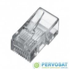 Коннектор Digitus RJ45 cat.5e UTP 100шт (A-MO8/8SF)