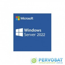 ПО для сервера Microsoft Windows Server 2022 Datacenter - 2 Core Commercial, Perpetua (DG7GMGF0D65N_0003)