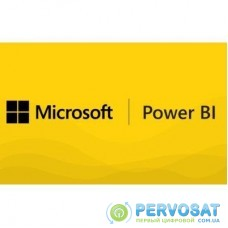 Офисное приложение Microsoft Power BI Premium P2 1 Year Corporate (4daeed88_1Y)