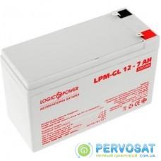 Батарея к ИБП LogicPower LPM-GL 12В 7Ач (6560)