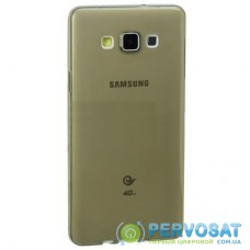 Чехол для моб. телефона Remax для Samsung J5 Prime Ultra Thin Silicon 0.2 mm Black (52916)