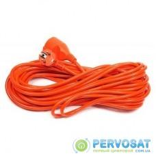 Сетевой удлинитель PowerPlant удлинитель 15 м (JY-3024/15) (PPCA08M150S1)