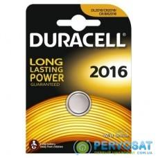 Батарейка Duracell DL2016 DSN Litium (81575093 / 81269133)
