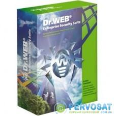 Антивирус Dr. Web Комплект «Универсальный» 40 ПК 2 года (новая лицензия) (LZZ-*C-24M-40-A3)