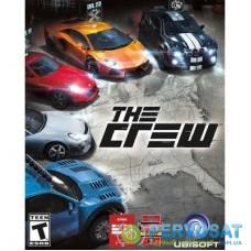 Игра Ubisoft Entertainment The Crew