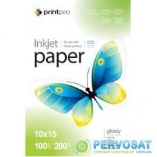 Бумага PrintPro 10x15 (PGE2001004R)