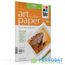 Бумага ColorWay Letter (216x279mm) ART, glossy, leather (PGA230010LLT)