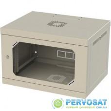 Шкаф настенный ESERVER 6U, глубина 450 (645-А-ШН)