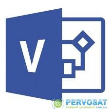 Офисное приложение Microsoft Visio Online Plan 1 1 Month(s) Corporate (3f22d04e)