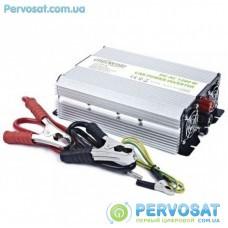 Адаптер автомобильный 12V/220V EnerGenie EG-PWC-035