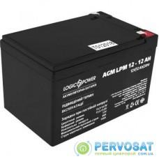 Батарея к ИБП LogicPower LPM 12В 12Ач (6550)